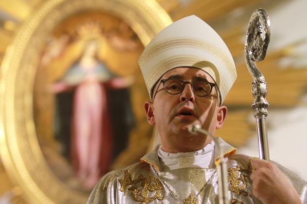 Biskup Piotr Jarecki - zdjęcie archiwalne z 2010 roku/fot. Bartłomiej Zborowski /PAP