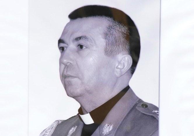 Biskup polowy gen. dyw. Tadeusz Płoski /Michał Wargin /East News
