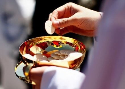 Biskup potwierdza cud w Legnicy /AFP