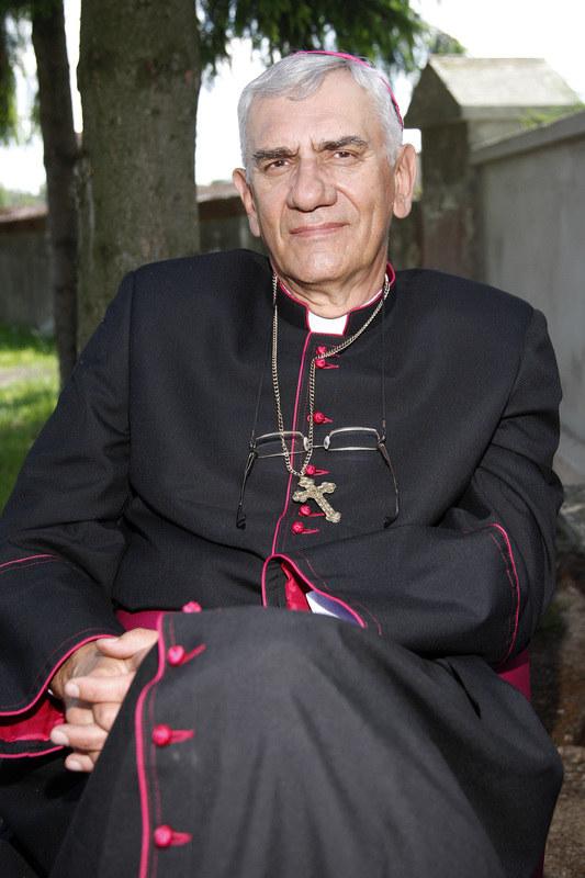 Biskup Sądecki (Wiktor Zborowski) /Krzemiński Jordan /AKPA