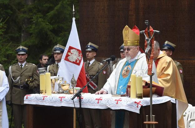 Biskup senior diecezji drohiczyńskiej Antoni Dydycz /Radek Pietruszka /PAP