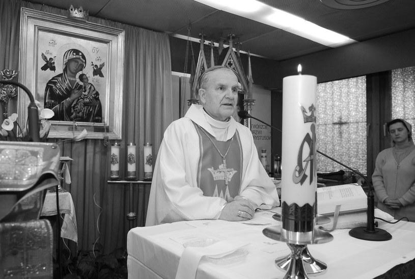 Biskup Stanisław Kędziora /Tricolors /East News