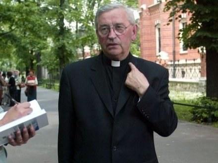 Biskup Tadeusz Pieronek / fot. T. Rytych /Agencja SE/East News
