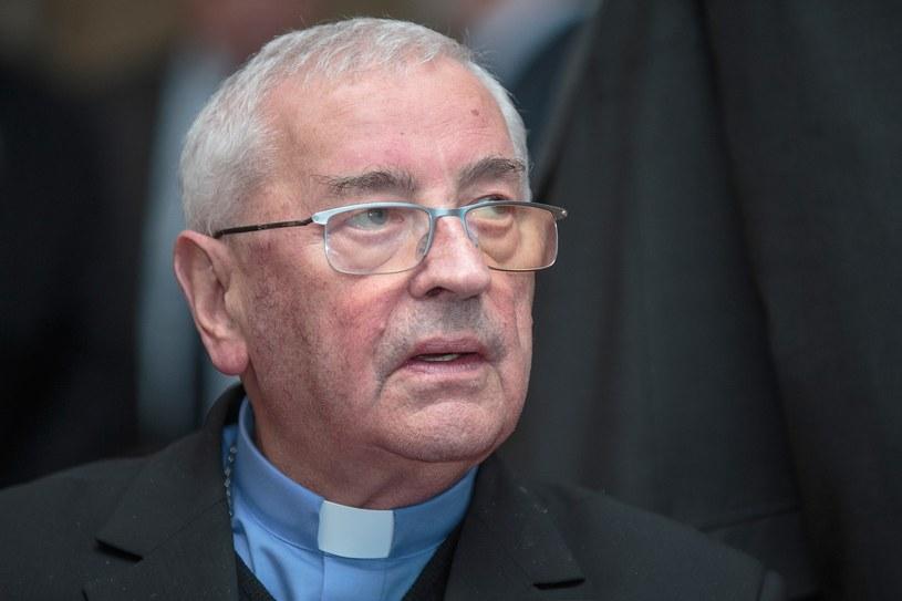 Biskup Tadeusz Pieronek /Michal Wozniak /East News