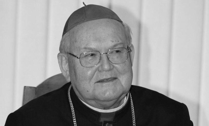 Biskup Tadeusz Rybak /Mieczysław Michalak /