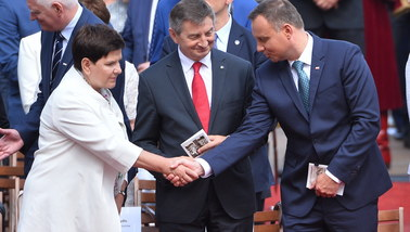 Biskupi chcieli doprowadzić do spotkania pojednawczego Duda-Kaczyński. Prezes PiS odmówił