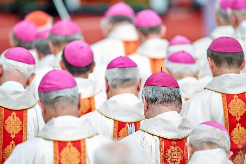 Biskupi na Jasnej Górze, zdjęcie ilustracyjne /Fot. Lukasz Szelag/REPORTER /Reporter