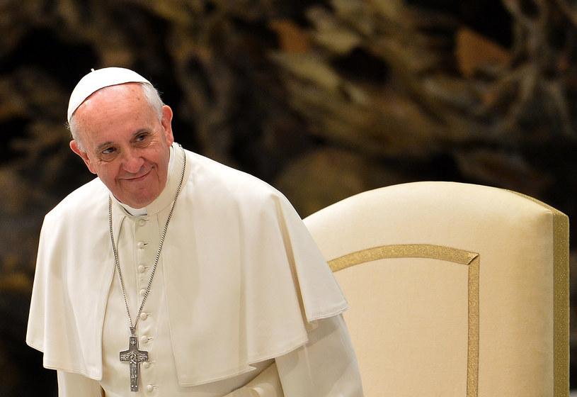 Biskupów powołał papież Franciszek /AFP