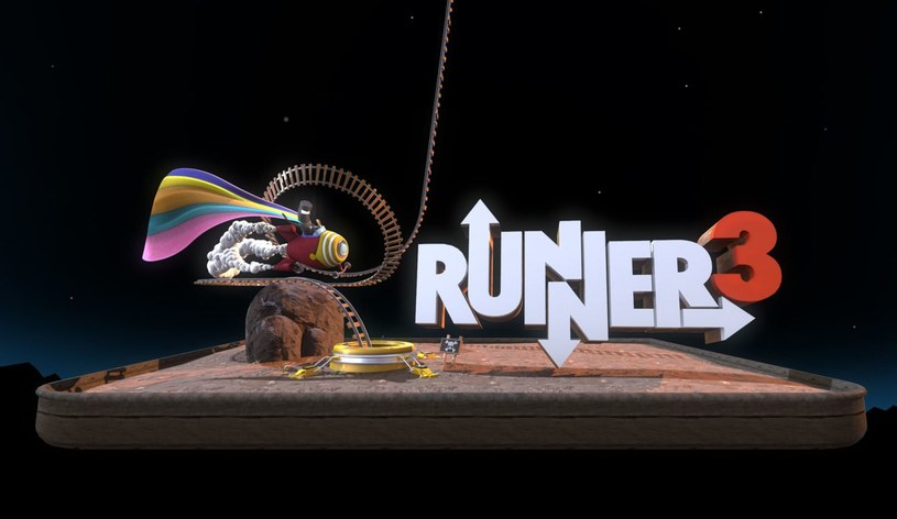 Bit.Trip Runner /materiały prasowe