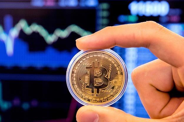Bitcoin - bańka, która może w każdej chwili pęknąć /AFP