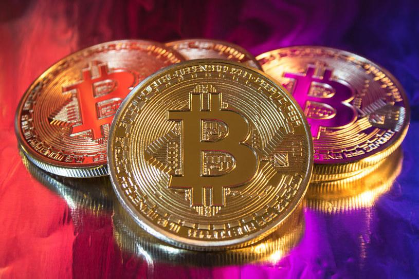Bitcoin coraz droższy /materiały prasowe