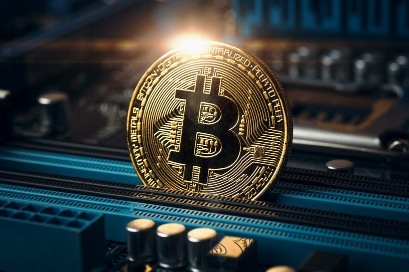 Bitcoin drożeje i rozpala namiętności /123RF/PICSEL
