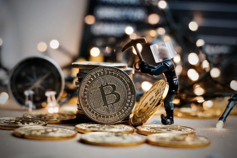 Bitcoin i jego naśladowcy przedarli się do mediów głównie za sprawą swych cyfrowych właściwości /123RF/PICSEL