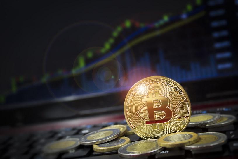 Bitcoin na huśtawce. Jak będzie się kształtować kurs kryptowaluty? /123RF/PICSEL