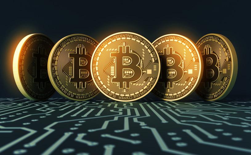 Bitcoin nadal pozostaje najbardziej rozpoznawalną kryptowaluta /123RF/PICSEL