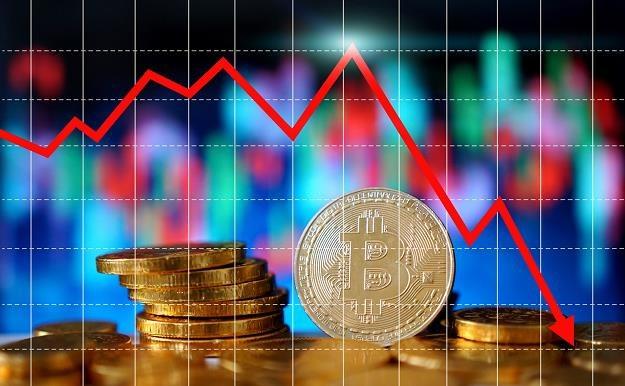 Bitcoin najtańszy od roku /©123RF/PICSEL