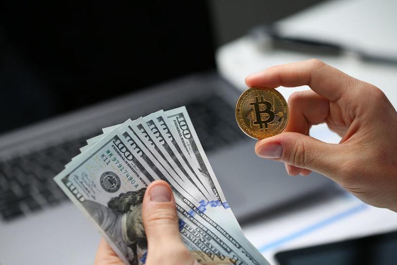 Bitcoin oficjalną walutą Salwadoru /123RF/PICSEL