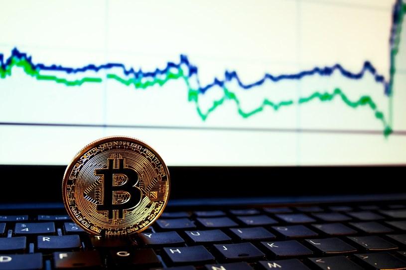 Bitcoin to najdroższy los na loterii świata /123RF/PICSEL