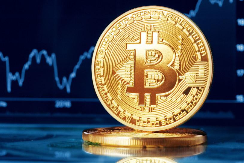 Bitcoin to nie cyfrowe złoto /123RF/PICSEL
