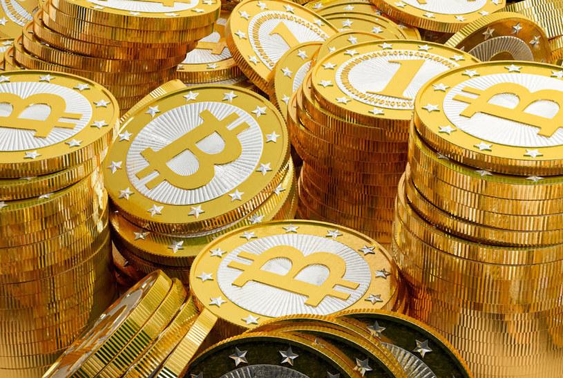Bitcoin to popularna kryptowaluta /123RF/PICSEL