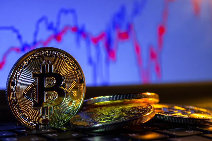 Bitcoin to wciąż najpopularniejsza kryptowaluta /123RF/PICSEL