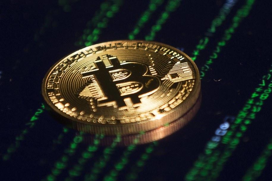 Bitcoin. Zdjęcie ilustracyjne /AA/ABACA /PAP/EPA