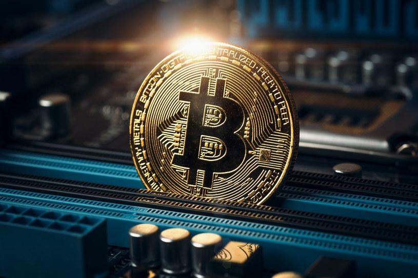 Bitcoin /123RF/PICSEL