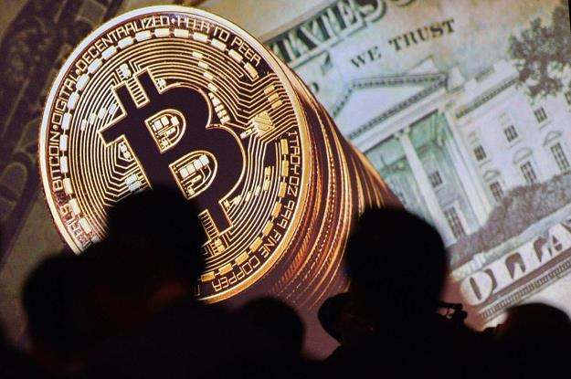 Bitcoiny mogą stać się walutą rezerwową obok dolara, euro czy złota /AFP