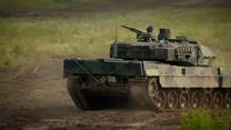 """""""Bitwa czołgów"""" na Militarnym Pikniku Rodzinnym w Orzyszu"""