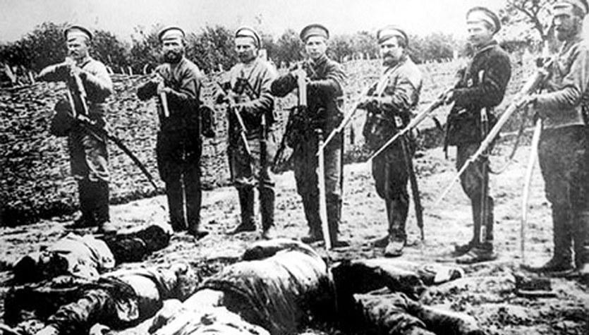Bitwa nad Berezyną. Bratobójcza krwawa łaźnia