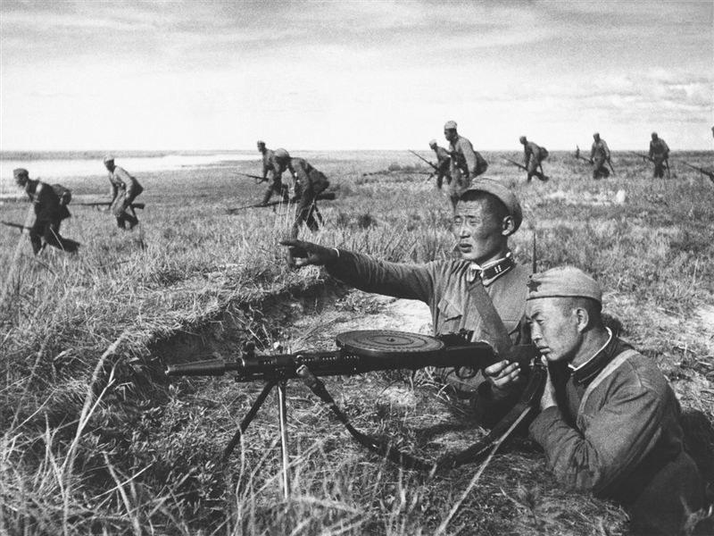 Bitwa nad Chałchyn-goł nie była tak wielkim zwycięstwem, jak chciałaby tego radziecka propaganda /INTERIA.PL/materiały prasowe