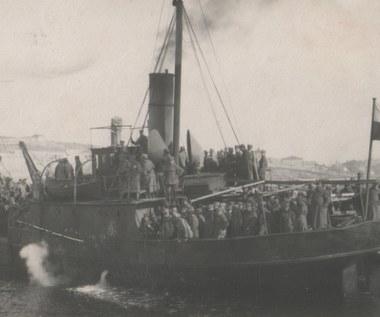 Bitwa pod Miszychą. Jedyna bitwa Czechosłowackiej Marynarki Wojennej