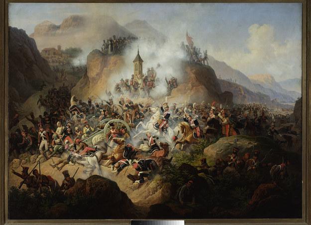 Bitwa pod Somosierrą, January Suchodolski, Muzeum Narodowe w Warszawie /