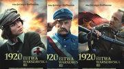 """""""Bitwa Warszawska 1920"""": Trzy plakaty"""