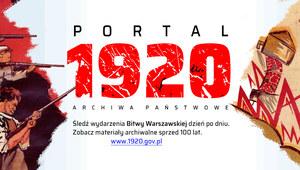Bitwa Warszawska. Archiwum Akt Nowych prezentuje nowy portal