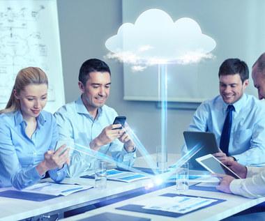 Biznes w chmurze widzi swoją przyszłość