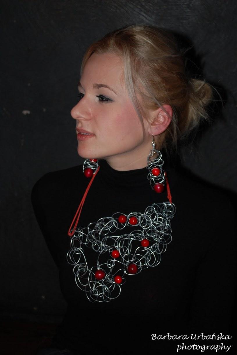 Biżuteria autorstwa Marty Derkiewicz  /materiały prasowe