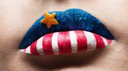 Biżuteria na ustach - makijażowe haute couture