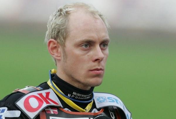 Bjarne Pedersen/fot. Łukasz Grochala /Agencja Przegląd Sportowy