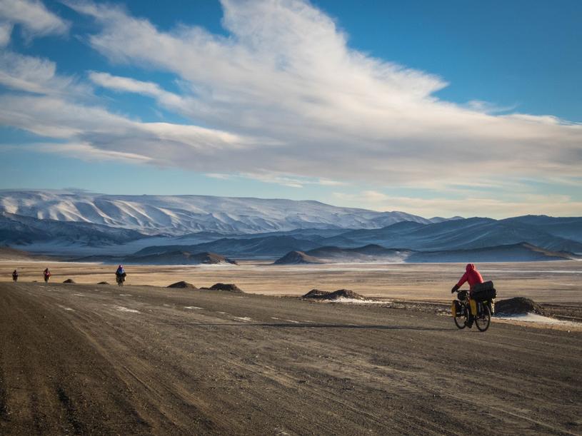 Bjke Jamboree to coś więcej niż rowerowy rajd / Fot: Ula Ziober /materiały prasowe