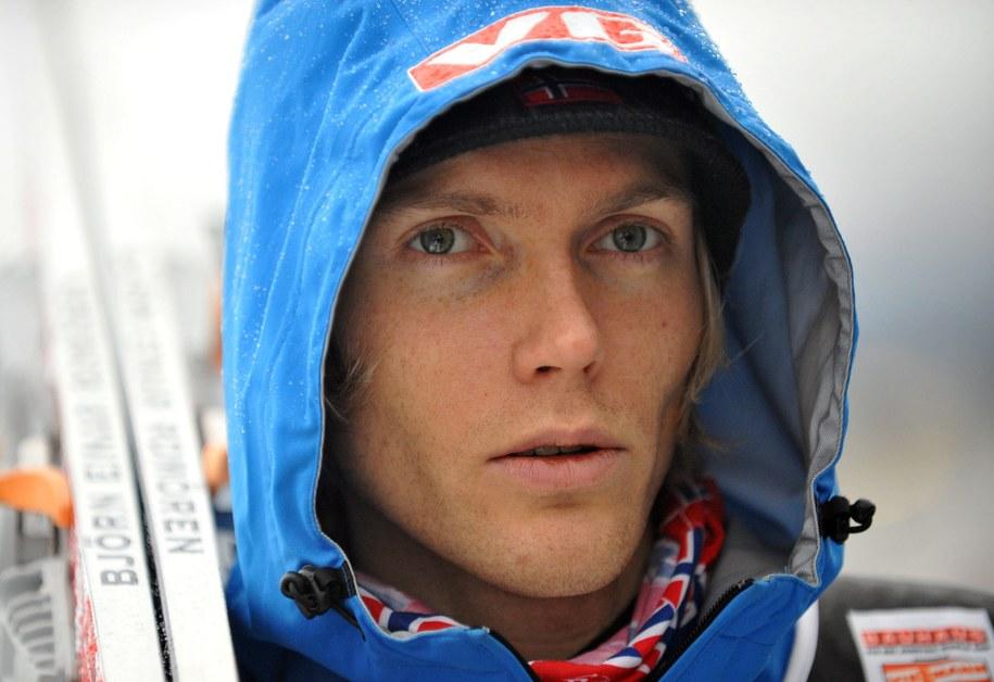 Bjoern Einar Romoeren w 2009 roku /Andreas Gebert /PAP/EPA