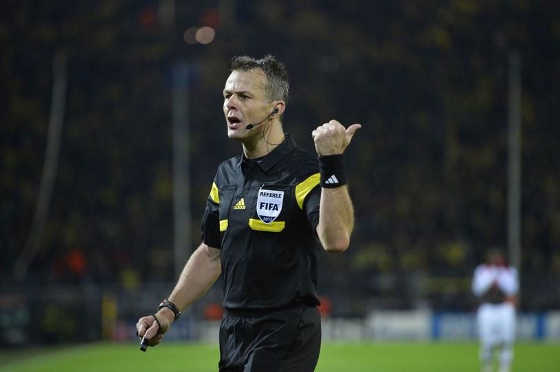 Bjoern Kuipers poprowadzi sobotni finał Ligi Mistrzów w Lizbonie /AFP