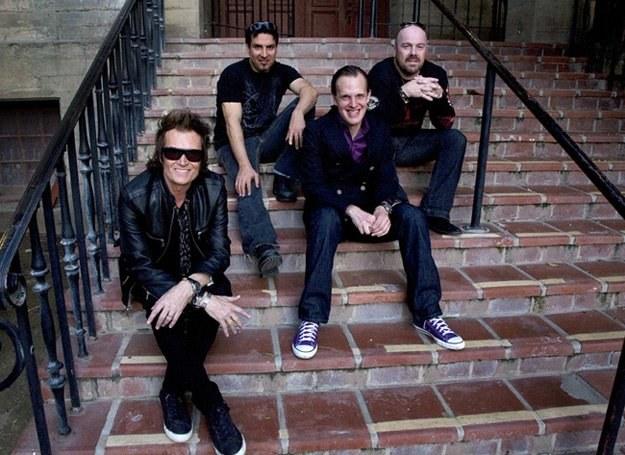 Black Country Communion (Glenn Hughes pierwszy z lewej) - fot. Rick Gould /Oficjalna strona zespołu