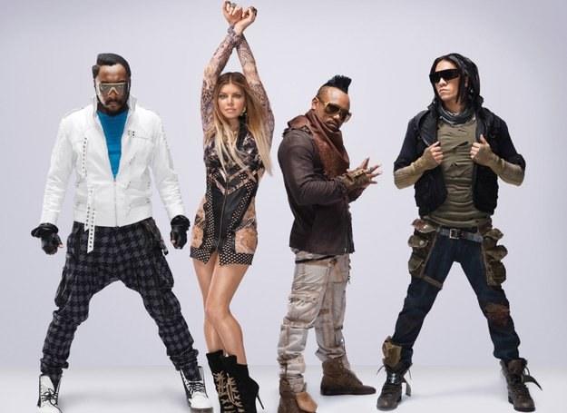 Black Eyed Peas: Zapnijcie pasy! /Universal Music Polska
