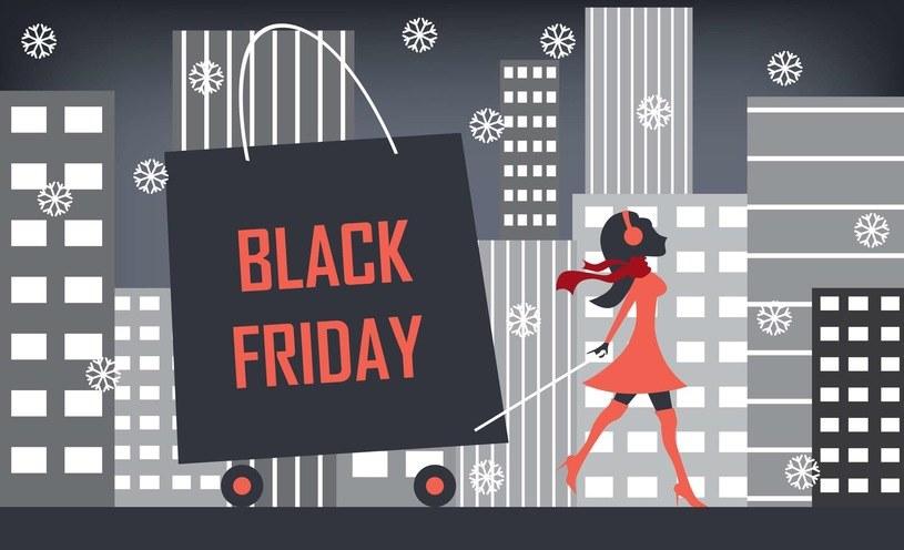 """Black Friday - lepiej uważać na """"niepewne"""" promocje /123RF/PICSEL"""