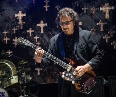 """Black Sabbath: """"Bóg riffu"""" Tony Iommi ma 70 lat"""