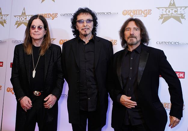 Black Sabbath wystąpią w Polsce fot. Jo Hale /Getty Images/Flash Press Media