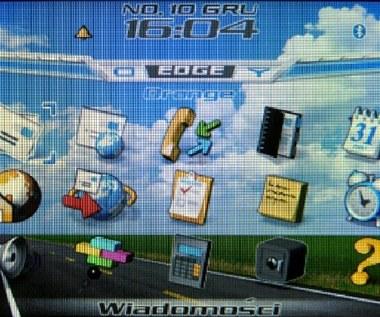 BlackBerry 8700 - galeria menu urządzenia
