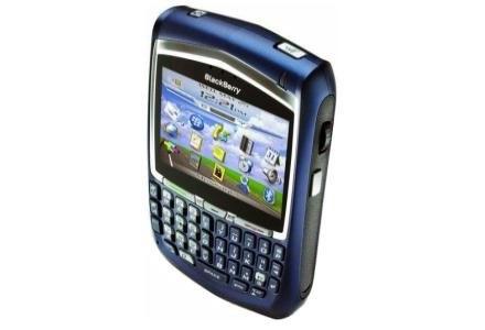 BlackBerry 8700 /Twoja Komórka - fot. Paweł Szwejkowski