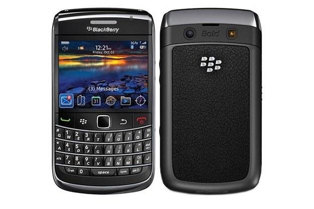 Blackberry Bold 9700 to komórka emitująca najwięcej promieniowania /materiały prasowe